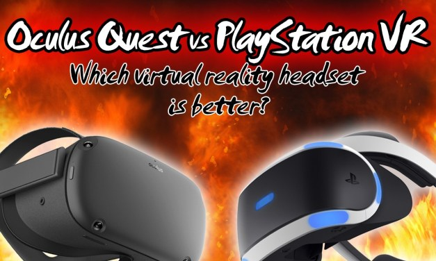Oculus Quest vs PlayStation VR – which virtual reality headset is better?
