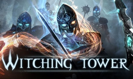 Witching Tower   REVIEW