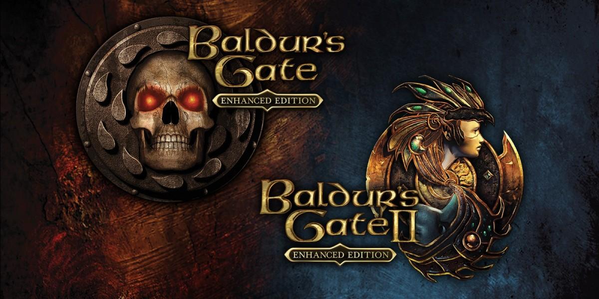 Baldur's Gate and Baldur's Gate II: Enhanced Editions   REVIEW