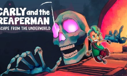 Carly and the Reaperman – Escape from the Underworld   REVIEW