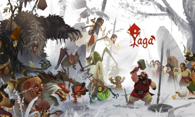 Yaga | REVIEW