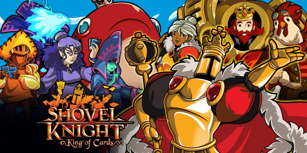Shovel Knight: King of Cards | REVIEW