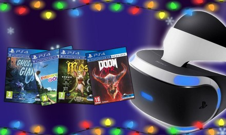 PlayStation VR Gift Guide – Physical Games