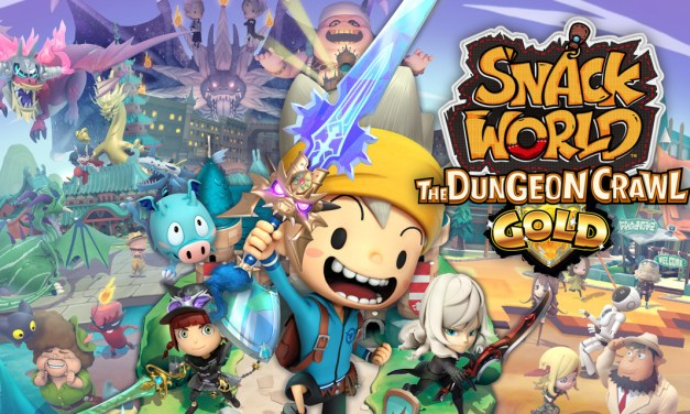Snack World: The Dungeon Crawl – Gold | REVIEW