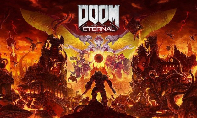 DOOM Eternal brings its brutal shooting action to the Nintendo Switch on December 8th