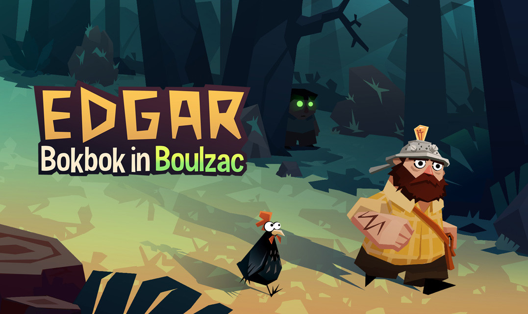 Edgar – Bokbok in Boulzac | REVIEW