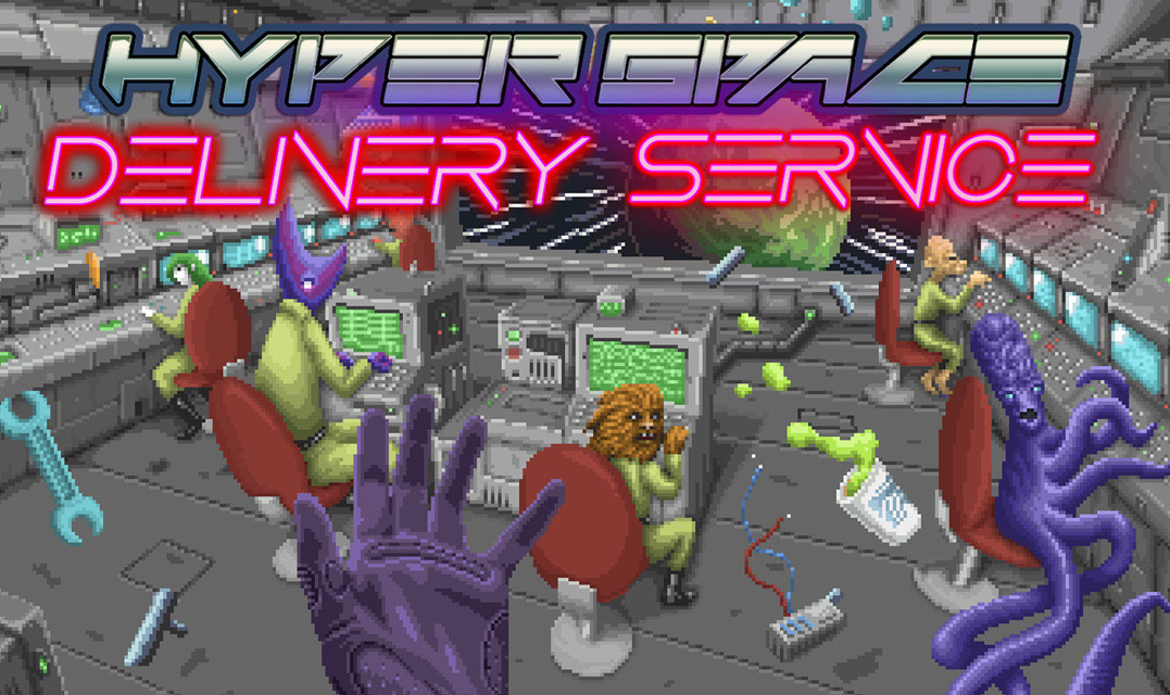 Hyperspace Delivery Service | REVIEW