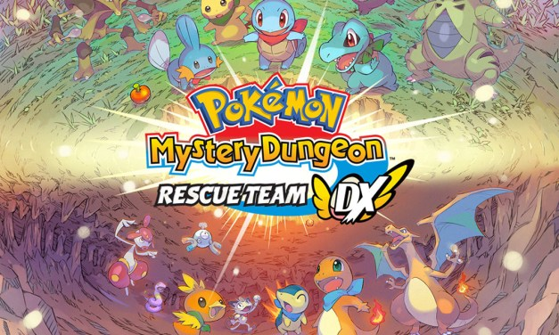 Pokémon Mystery Dungeon: Rescue Team DX | REVIEW