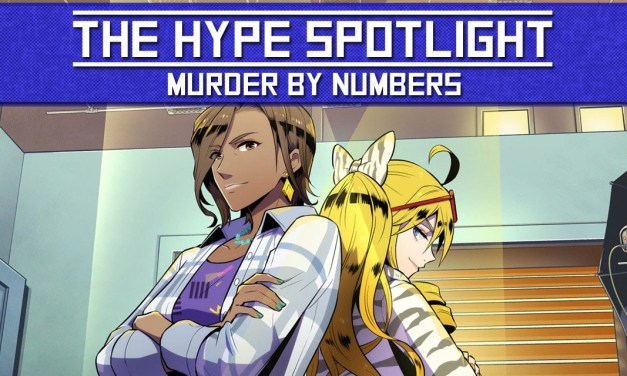 THE HYPE SPOTLIGHT: Murder by Numbers