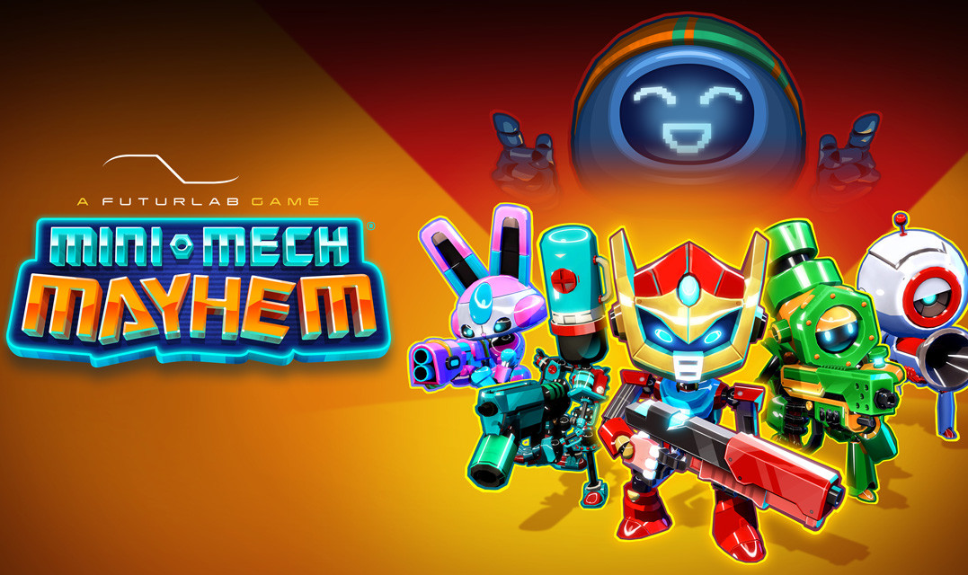 INTERVIEW: Find out more about the upcoming PSVR tabletop battle game Mini-Mech Mayhem