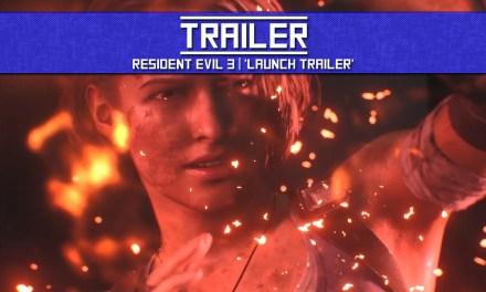 TRAILER: Resident Evil 3 | 'Launch Trailer'