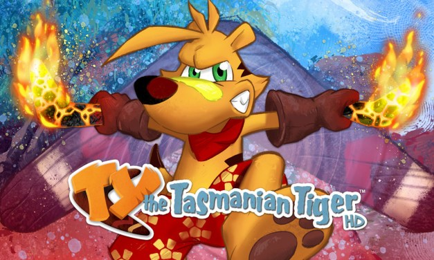 TY the Tasmanian Tiger HD | REVIEW