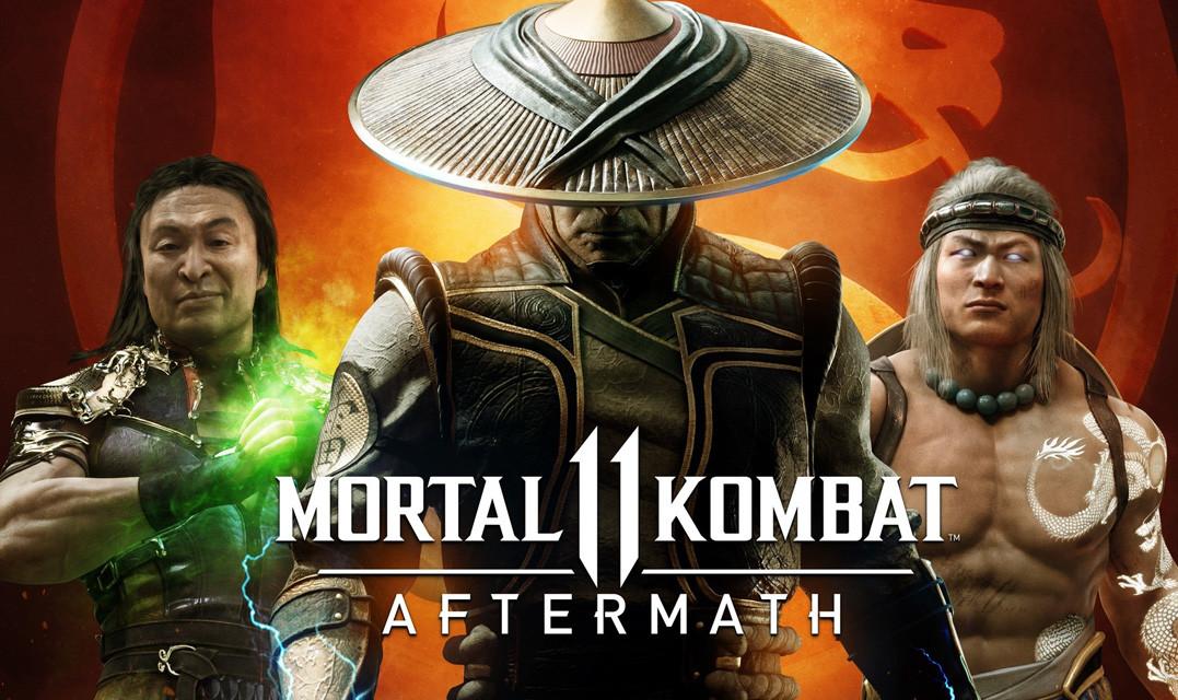 Mortal Kombat 11: Aftermath | REVIEW