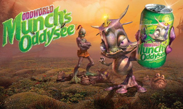 Oddworld: Munch's Oddysee | REVIEW