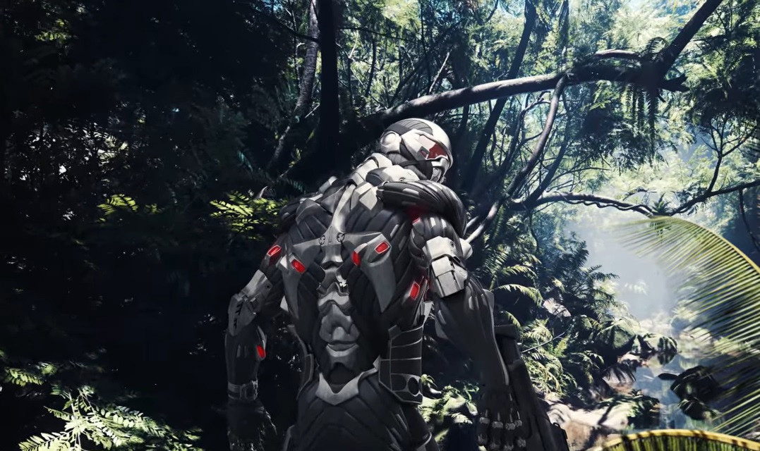 Crysis Remastered gets a Nintendo Switch trailer showcasing the game's technical features