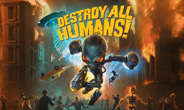 Destroy All Humans! [Nintendo Switch] | REVIEW
