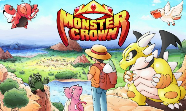 The Kickstarter-funded monster-taming adventure Monster Crown is available today in Early Access