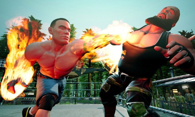 WWE 2K Battlegrounds brings its wacky wrestling action to PC and consoles this September