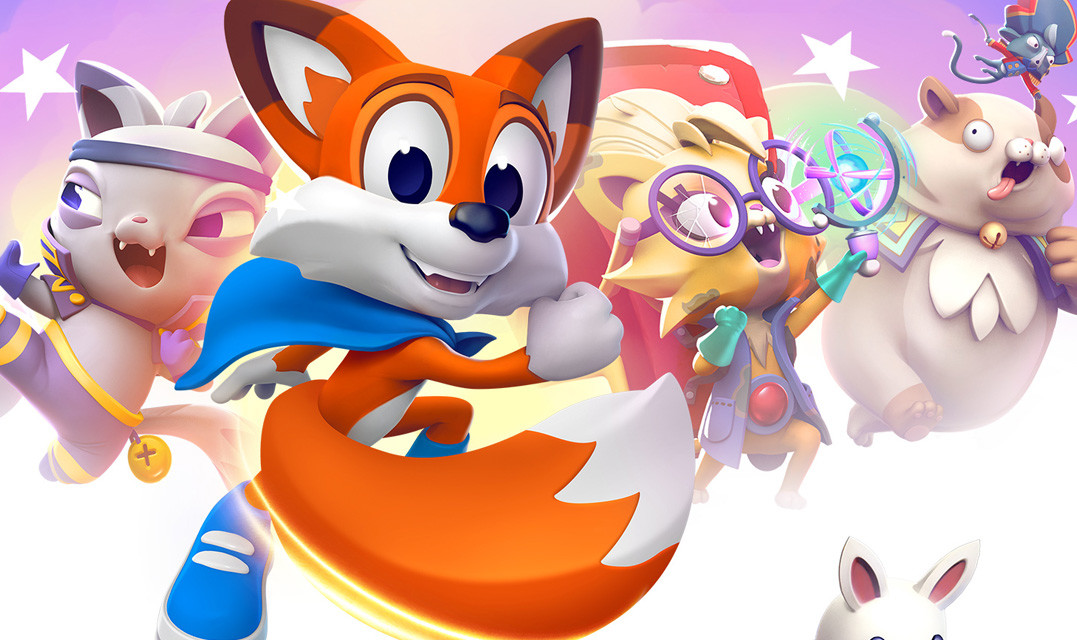 New Super Lucky's Tale makes its way to the PlayStation 4 and Xbox One today