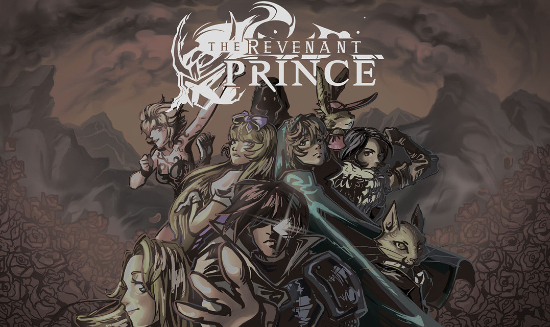 Retro-inspired RPG The Revenant Prince launches on PC today