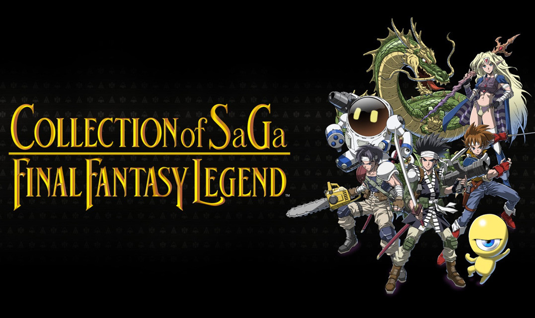 Collection of SaGa Final Fantasy Legend brings three Game Boy classics to the Nintendo Switch