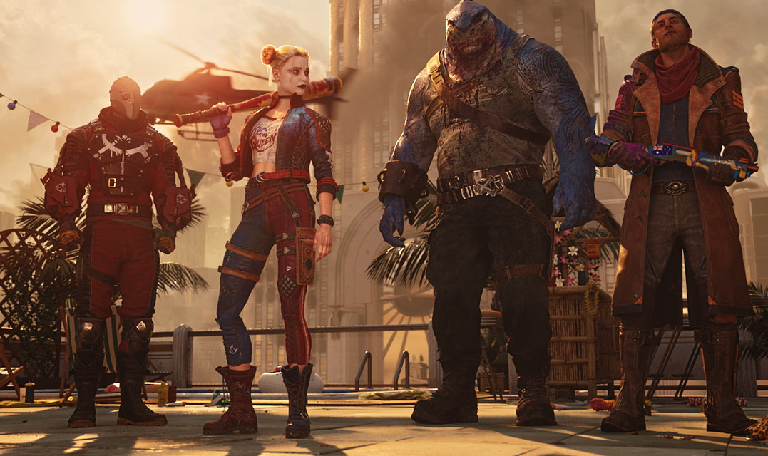 Rocksteady lift the lid on Suicide Squad: Kill the Justice League with a 4-minute reveal trailer