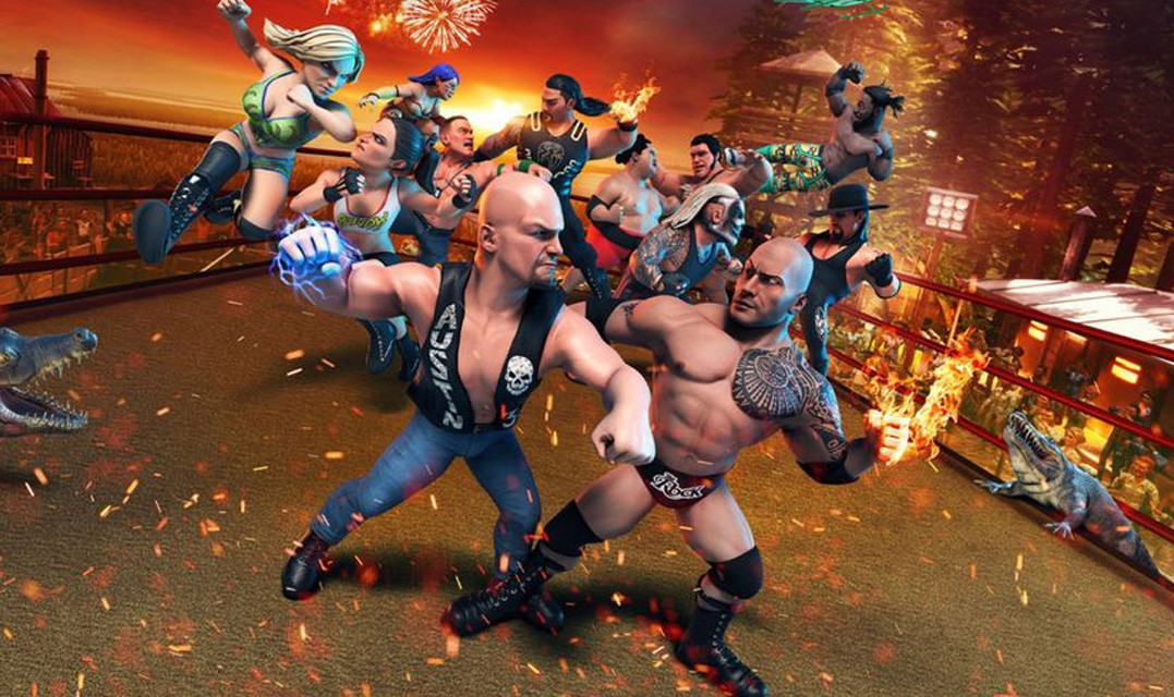 2K unveil the various game modes coming to WWE 2K Battlegrounds