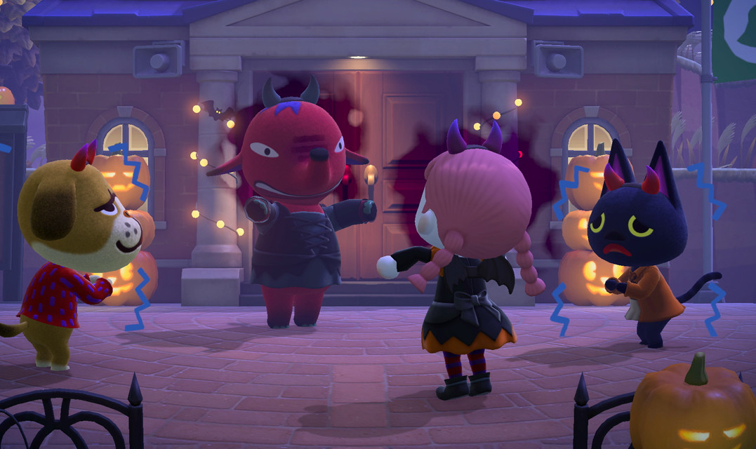 Nintendo unveil Animal Crossing: New Horizons' free Halloween-themed Autumn Update