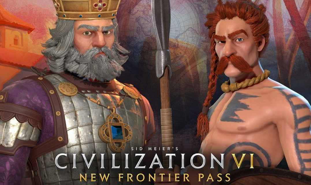 Civilization VI's 'New Frontier Pass: Byzantium & Gaul' content pack is available now