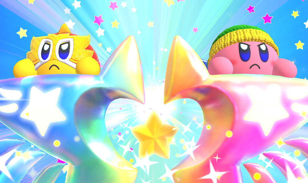 Kirby Fighters 2 brawls its way onto the Nintendo Switch