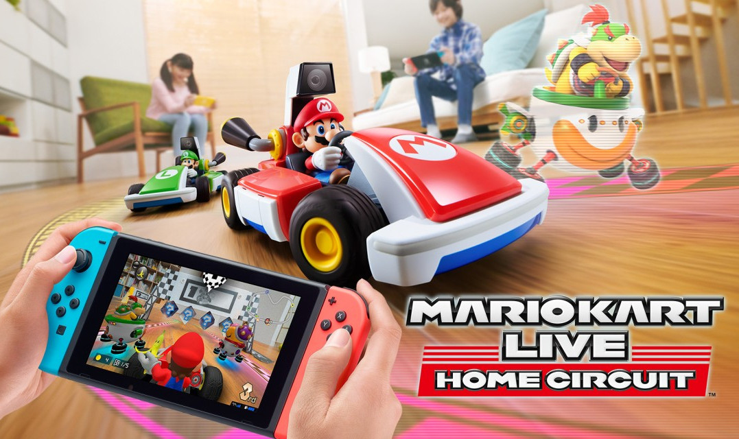 Mario Kart Live: Home Circuit brings real-life karting to your Nintendo Switch