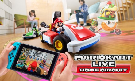 Speed your way around your living room with Mario Kart Live: Home Circuit from today