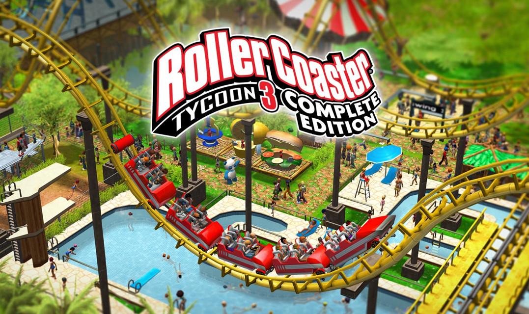 RollerCoaster Tycoon 3: Complete Edition | REVIEW