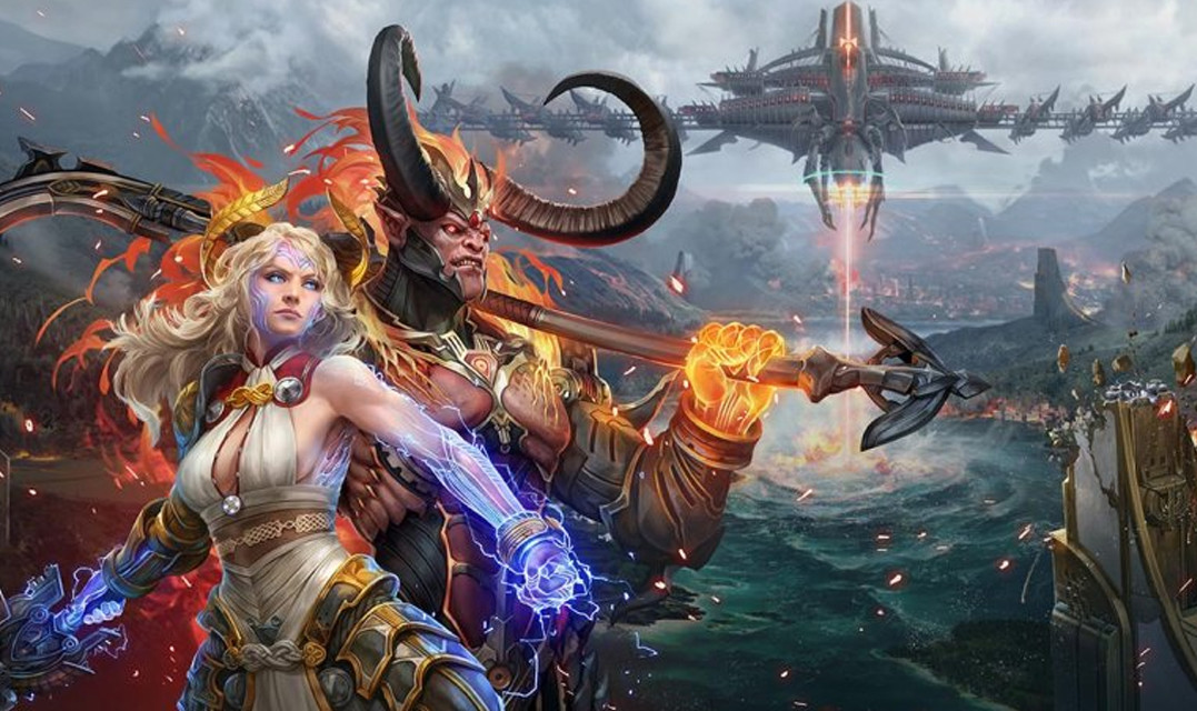 Free-to-play sci-fi MMORPG Skyforge makes its way to the Nintendo Switch later this year