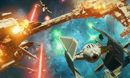 Star Wars: Squadrons gets an action-packed 7-minute CG short titled 'Hunted'