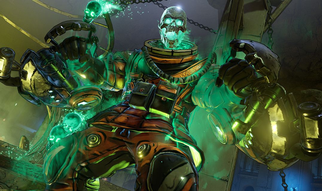 Bloody Harvest returns to Borderlands 3 in time for Halloween
