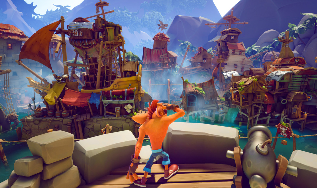 Crash Bandicoot 4: It's About Time is now available worldwide