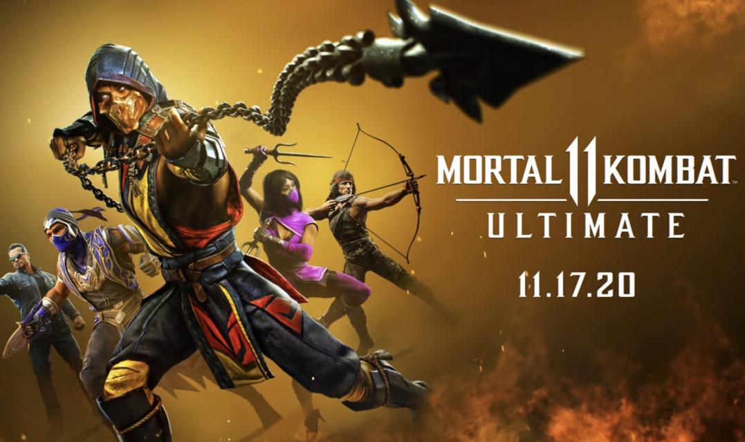 Mortal Kombat 11 Ultimate hits next-gen consoles this November