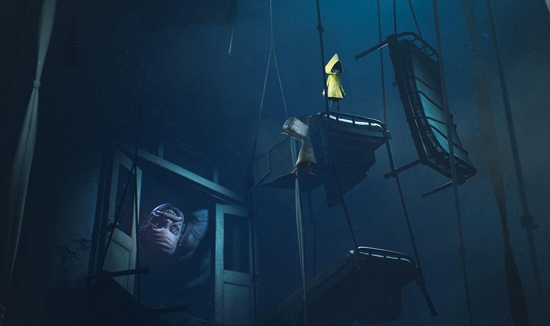 Little Nightmares II gets a spooky new trailer ahead of Halloween