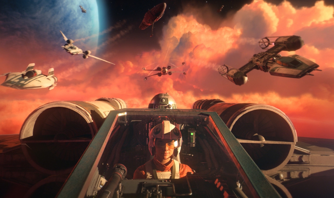 Star Wars: Squadrons is now available worldwide on PC and consoles