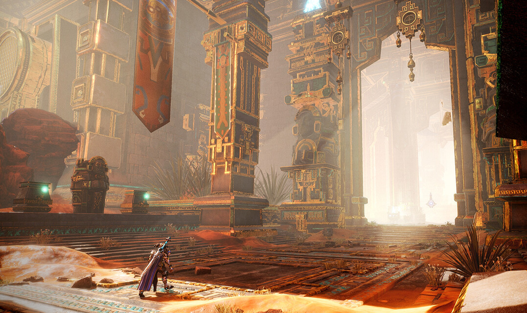 Godfall's celebration stream reveals new gameplay footage and the launch trailer