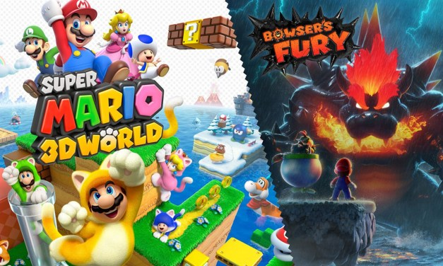 Five Reasons to be HYPED for Super Mario 3D World + Bowser's Fury