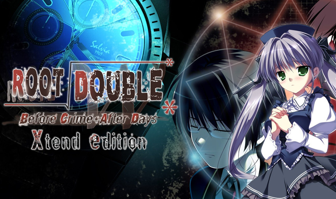 Root Double -Before Crime * After Days- Xtend Edition's physical release is available now on the Switch