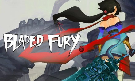 Bladed Fury | REVIEW