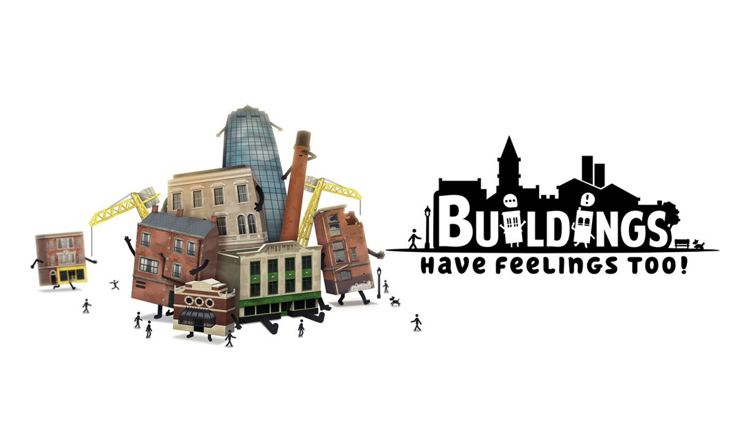 Buildings Have Feelings Too! | REVIEW