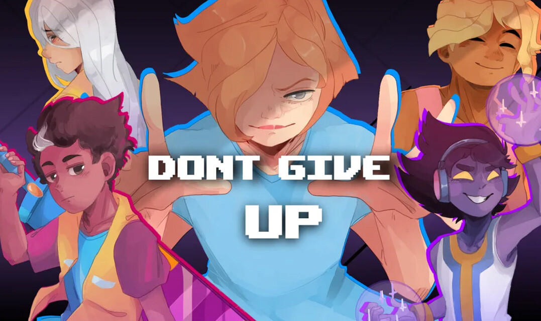 Don't Give Up: A Cynical Tale   REVIEW