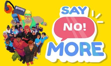 Say NO! More   REVIEW