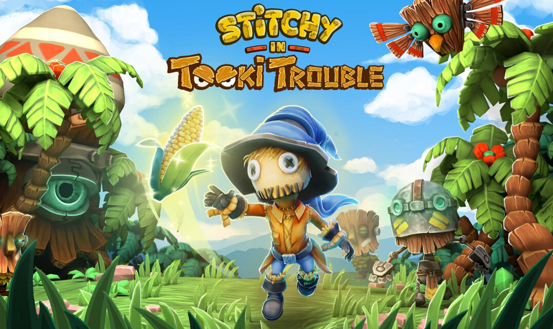 Stitchy in Tooki Trouble | REVIEW