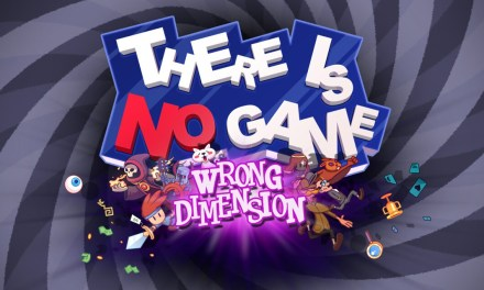 There Is No Game: Wrong Dimension | REVIEW