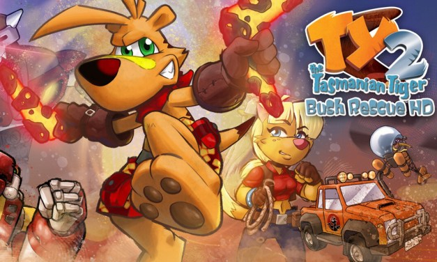 Ty the Tasmanian Tiger 2: Bush Rescue HD | REVIEW